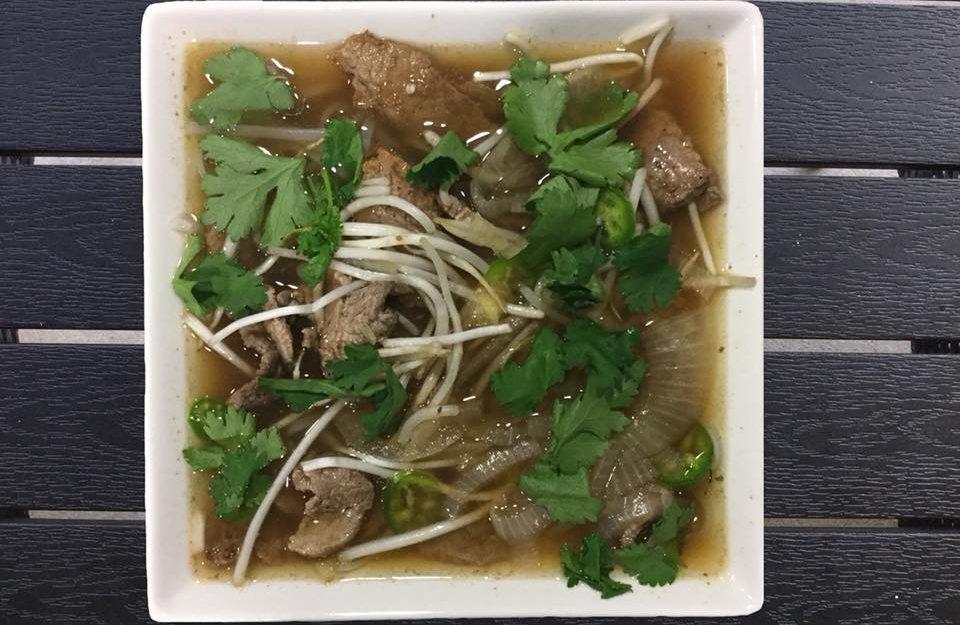 vietnamese noodle soup recipe