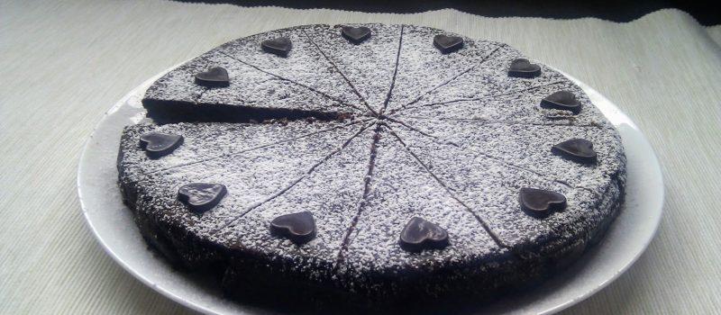 Francuski torcik czekoladowy