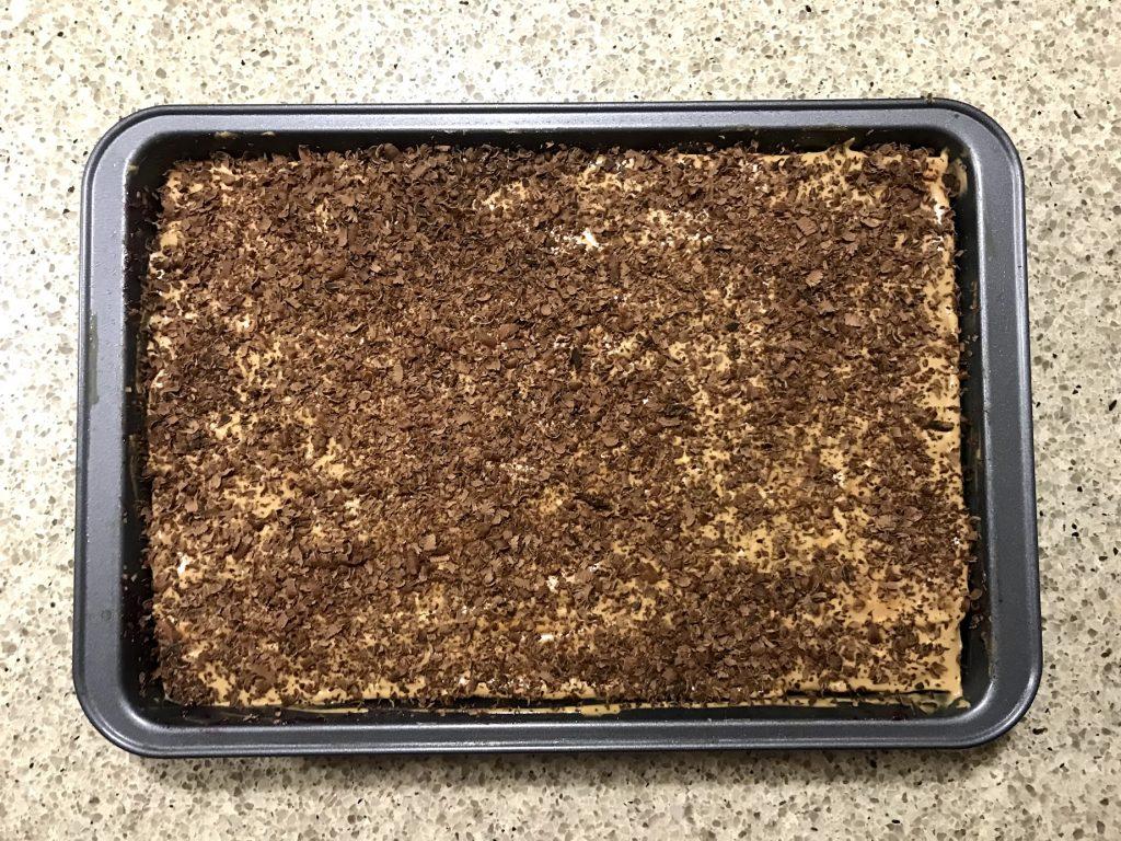 ciasto kawowe bez pieczenia